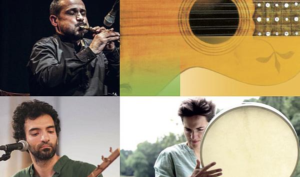 Die Klangfarben der Welt: Jubiläumskonzert zum 10-jährigen Bestehen des UNESCO-Lehrstuhls für Transcultural Music Studies