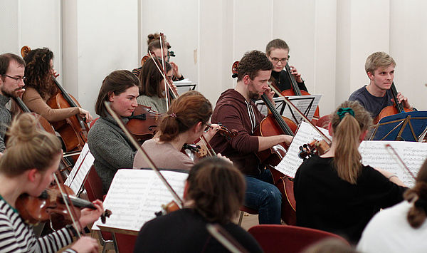 Glückliche Fahrt: Winterkonzerte des Collegium Musicum Weimar im Jugend- und Kulturzentrum mon ami