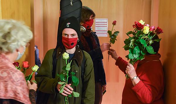 Feierliche Immatrikulation: Hochschule für Musik FRANZ LISZT Weimar begrüßt 182 neue Studierende // Übergabe des DAAD-Preises