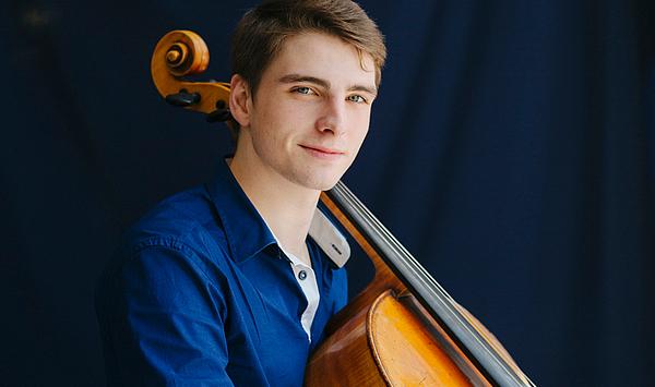 Riesenerfolg für Weimarer Celloklasse: Friedrich Thiele gewinnt 2. Preis und Publikumspreis beim 68. Internationalen Musikwettbewerb der ARD