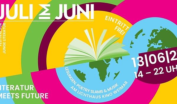 """Ein Blick in die Zukunft: """"juLi im juni – das Festival für junge Literatur"""" als Projekt des Fachbereichs Kulturmanagement"""