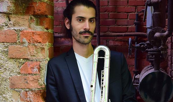 Grenzen überwinden: Flötist Konstantinos Margaris ist DAAD-Preisträger 2020 der Hochschule für Musik FRANZ LISZT Weimar