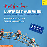 Airmail from Vienna | Ulf-Dieter Schaaff, flute - Thomas Wellen, piano
