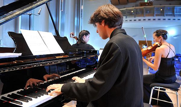 Im Zeichen der Kreutzer-Sonate: Die Tage der Kammermusik an der Weimarer Musikhochschule laden zu zwölf Konzerten ein