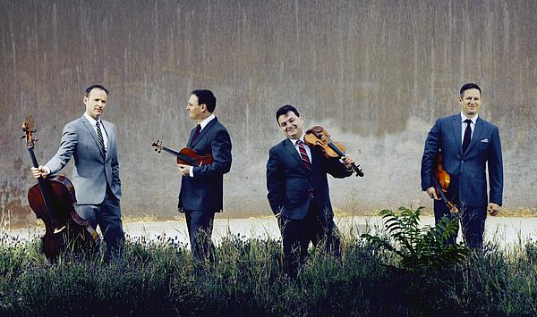 """""""Hervorragende Gelegenheit"""": Das international renommierte Jerusalem Quartet gibt einen Meisterkurs an der Musikhochschule"""