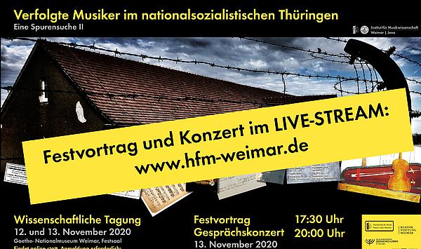 Doppelter Livestream: Festvortrag des Antisemitismus-Forschers Wolfgang Benz und Konzert mit Tehila Nini Goldstein und Jascha Nemtsov