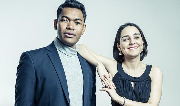 1. Preis und Sonderpreis: Zwei Weimarer Duos waren beim International Liedduo-Wettbewerb in Groningen erfolgreich