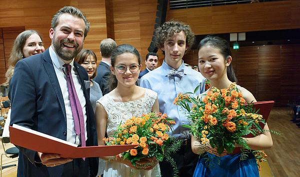 Die Jury hat entschieden: Die neun Preisträger des 9. Internationalen LOUIS SPOHR Wettbewerbs für Junge Geiger stehen fest
