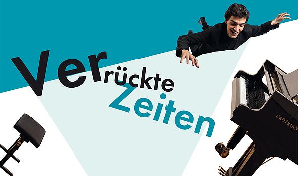"""""""Ver-rückte Zeiten"""": Livestream-Konzert im Rahmen des Bundeswettbewerbs Schulpraktisches Klavierspiel GROTRIAN-STEINWEG"""