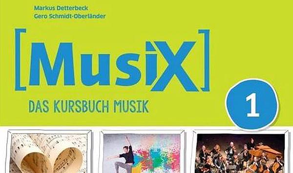 """""""Best Edition"""": Preis des deutschen Musikverlegerverbandes für Schulbuch """"MusiX"""" von Prof. Gero Schmidt-Oberländer"""