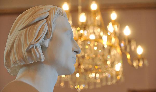 Im Sinne Liszts: Festkonzert zum 208. Geburtstag des Namenspatrons der Weimarer Musikhochschule // Festrede von Prof. Dr. Peter Gülke
