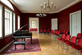 Liszt-Salon in the Altenburg