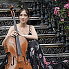 Great Leap Forward: Cellist Camille Thomas performs around the world and has an exclusive contract with Deutsche Grammophon