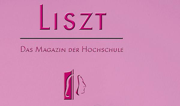 Ein Lichtblick in Krisenzeiten: Das LISZT-Magazin Nr. 17 ist im Druck – und kann bereits online gelesen werden
