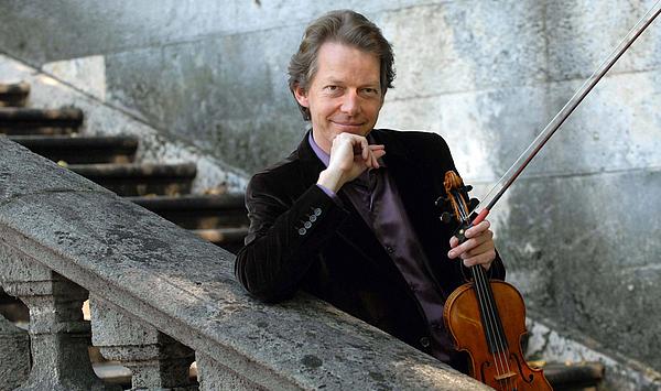 Von Rossini bis Paganini: Virtuoser Violinabend mit dem Geiger Ingolf Turban bei den 60. Weimarer Meisterkursen