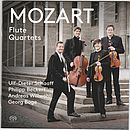 Mozart Flute Quartets | with Philipp Beckert, Andreas Willwohl and Georg Boge