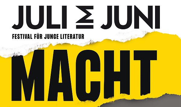 """""""juLi im juni"""": Das Festival für junge Literatur in Weimar, zum 17. Mal organisiert vom Fachbereich Kulturmanagement"""