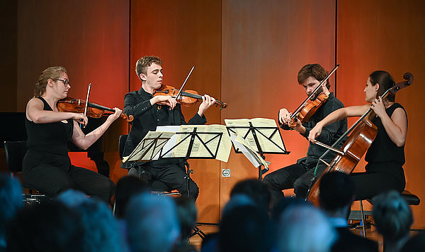 In Sync: Registration for the 9th International JOSEPH JOACHIM Chamber Music Competition 2022 in Weimar Now Open