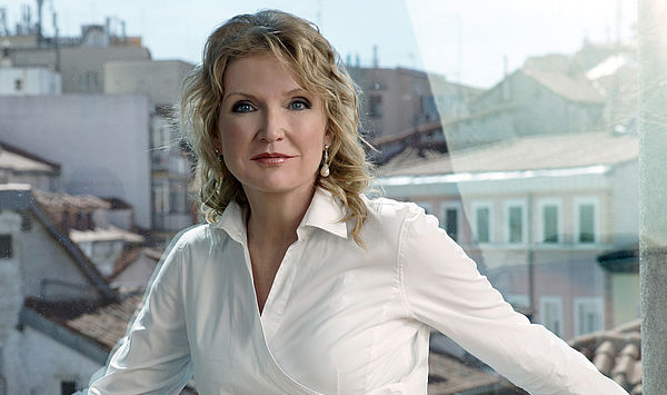 """Creative Ideas"": Renowned Soprano Anne Schwanewilms becomes new voice professor at the University of Music FRANZ LISZT Weimar"