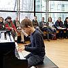 """Auftakttreffen in Weimar: Erasmus-Plus-Projekt """"MusIntegrACTION"""" verknüpft die musikalische Frühförderung von vier Ländern"""
