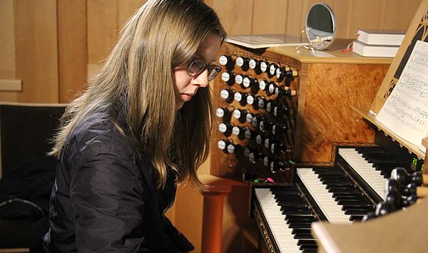 Beeindruckt von der Dichte an historischen Instrumenten: Finale, dritte Runde des 3. Internationalen BACH | LISZT Orgelwettbewerbs