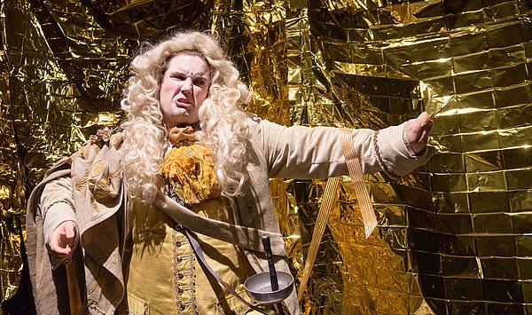 Liebe macht erfinderisch: Studierende bringen Haydn-Oper im Studiotheater Belvedere auf die Bühne